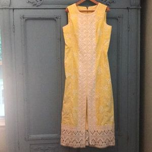 EUC vintage Lilly Pulitzer The Lilly maxi dress